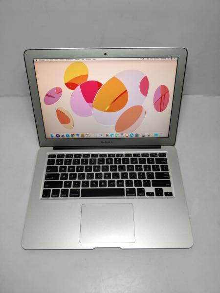 Apple macbook air A1466/ intel i5-4th gen/ 4 gb ram / 128 gb ssd/ 1.5 gb intel hd graphics 5000/ used macbook 3 months warranty